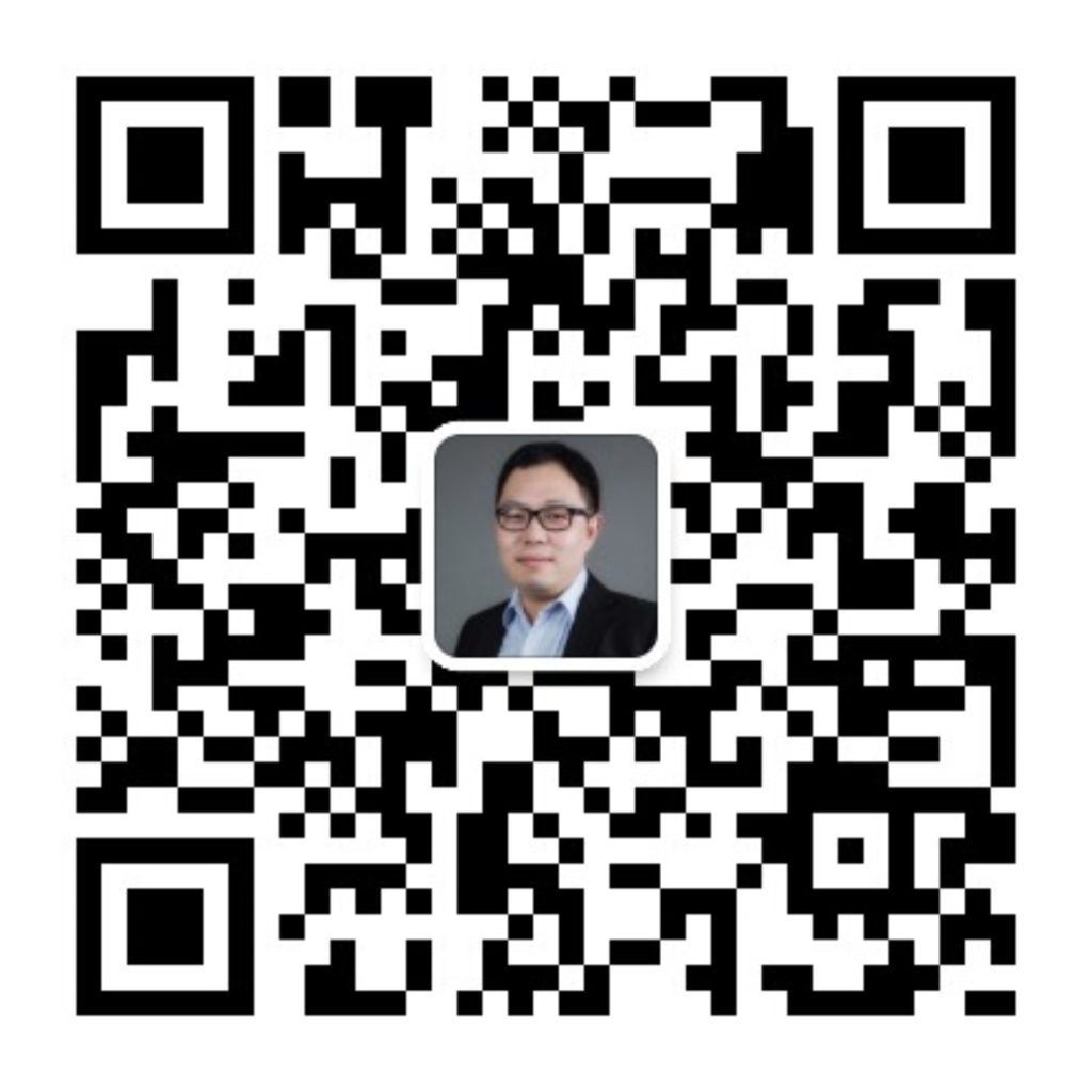 Xu Yi WeChat Public Account QR Code