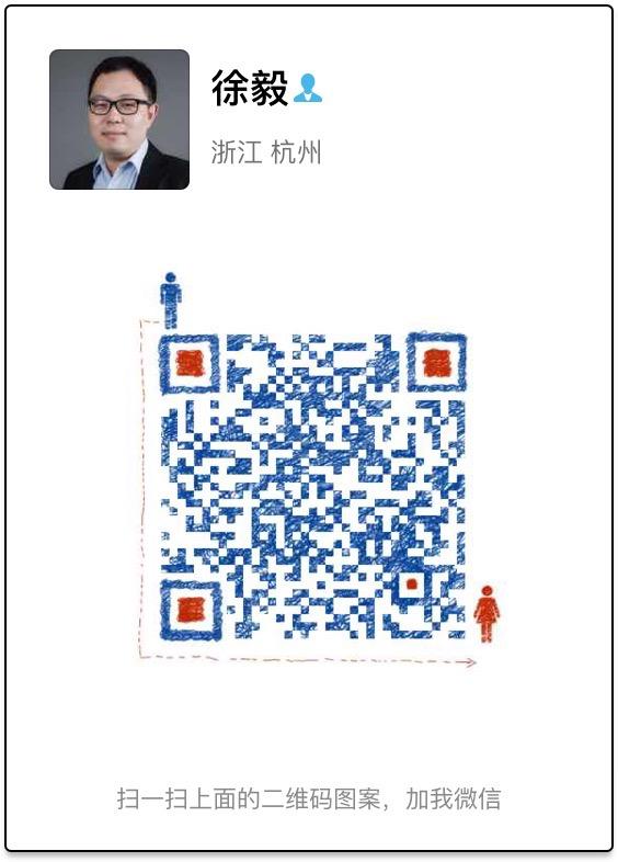 Xu Yi WeChat QR Code
